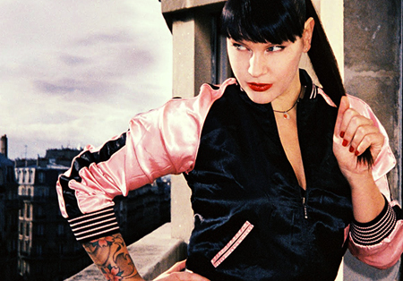 Miss Kittin - Kitt'Indie Space Disco Triangle - 13-01.2014