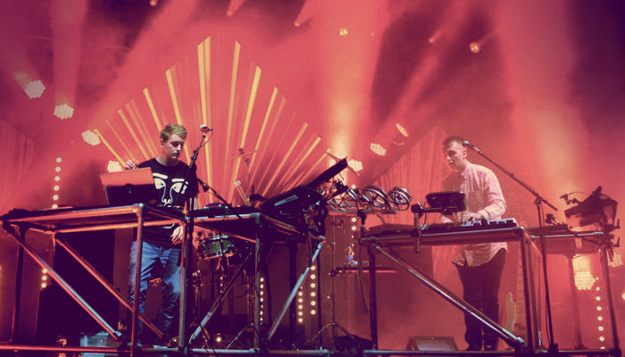 Disclosure @ Coachella 2014 (Indio California) - 13.04.2014