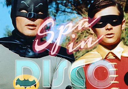 Rayko & Fran Deeper – Super Disco Heroes (Spa In Disco)