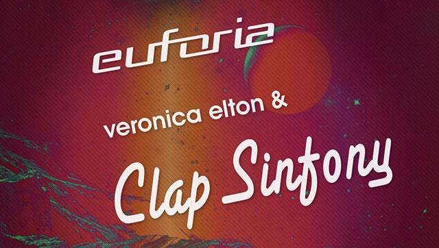 EUFORIA 178 – Clap Sinfony, sintetizadores disco en la Ciudad de México