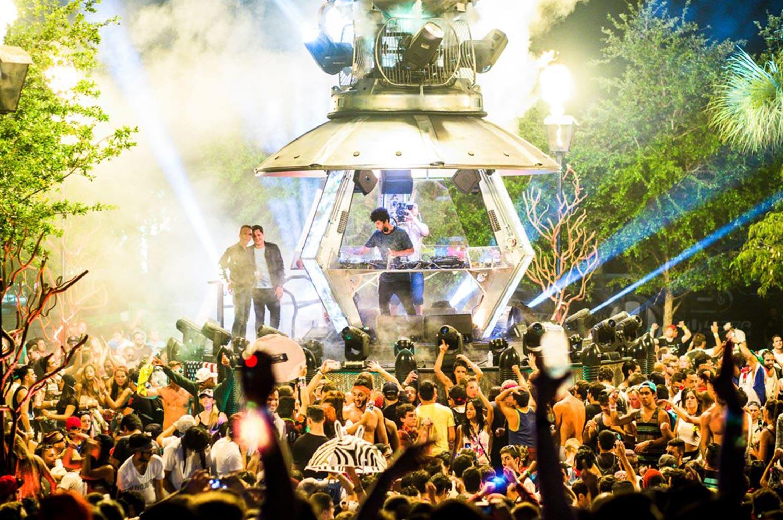 La resistencia del underground en el Ultra Music Festival 2015