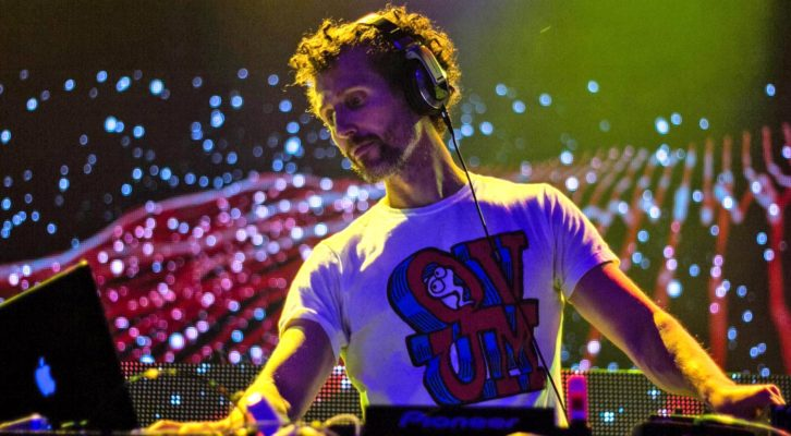 Josh Wink - Profound Sounds Live @ Flash (DC) - 18.05.2015