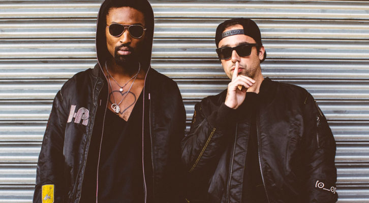 The Knocks unen fuerza con Cam´ron para