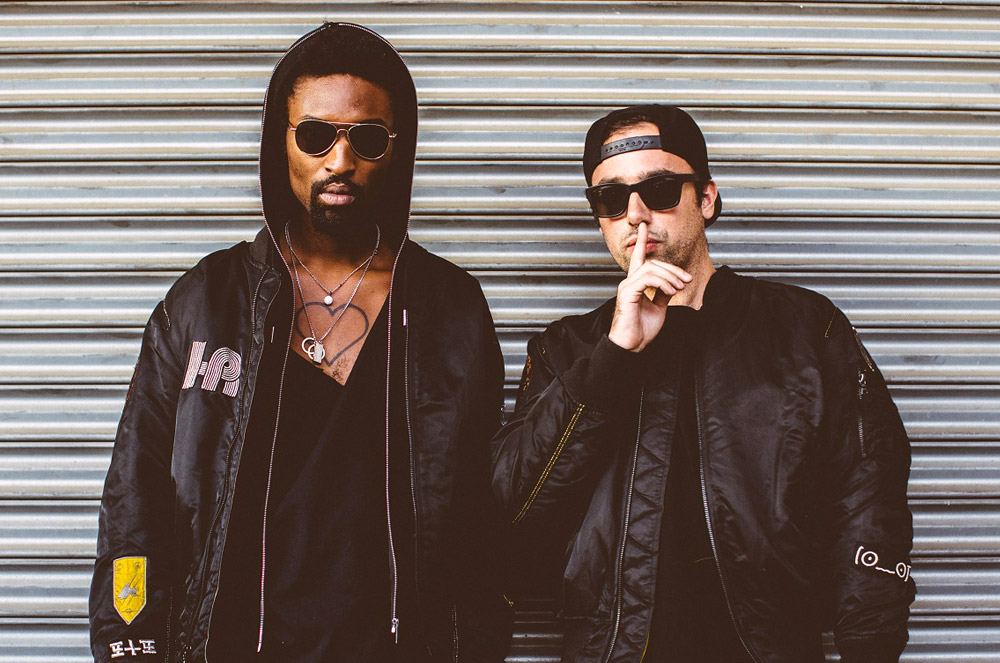 "The Knocks unen fuerza con Cam´ron para ""New York City"""