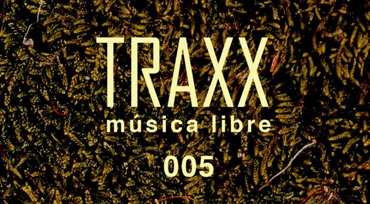 TRAXX 005 - texturas del house